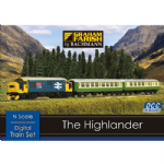 Graham Farish 370-048 The Highlander Digital Starter Set (DCC-Fitted)